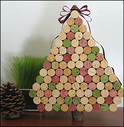 recycledwinecorkchristmastree
