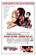 Doctor Zhivago-poster