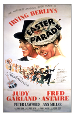 Easter Parade-poster