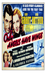 Only Angels Have Wings-poster