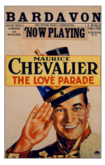The Love Parade-poster
