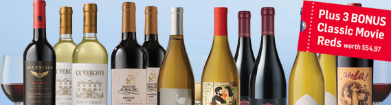 Francis Ford Coppola teamed with Turner Classic Movies Wine Club
