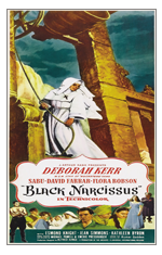 Black Narcissus-poster